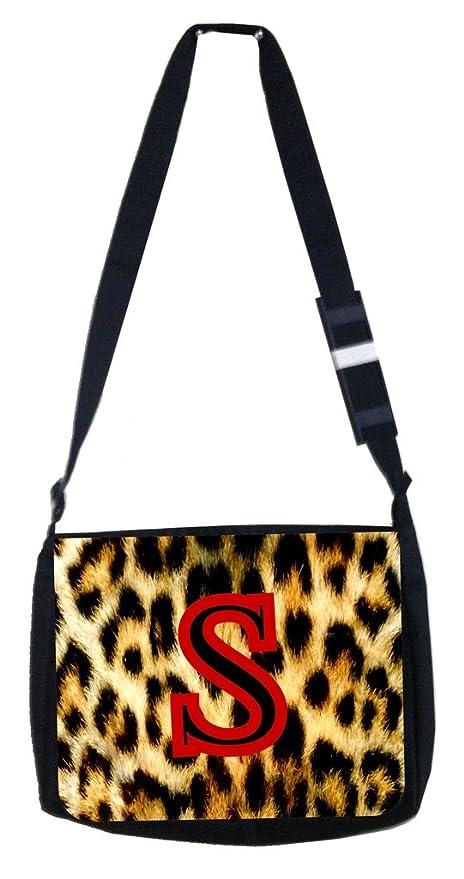 4de18beb07 Amazon.com  Leopard Fur PRINT - Lea Elliot TM Custom Laptop ...