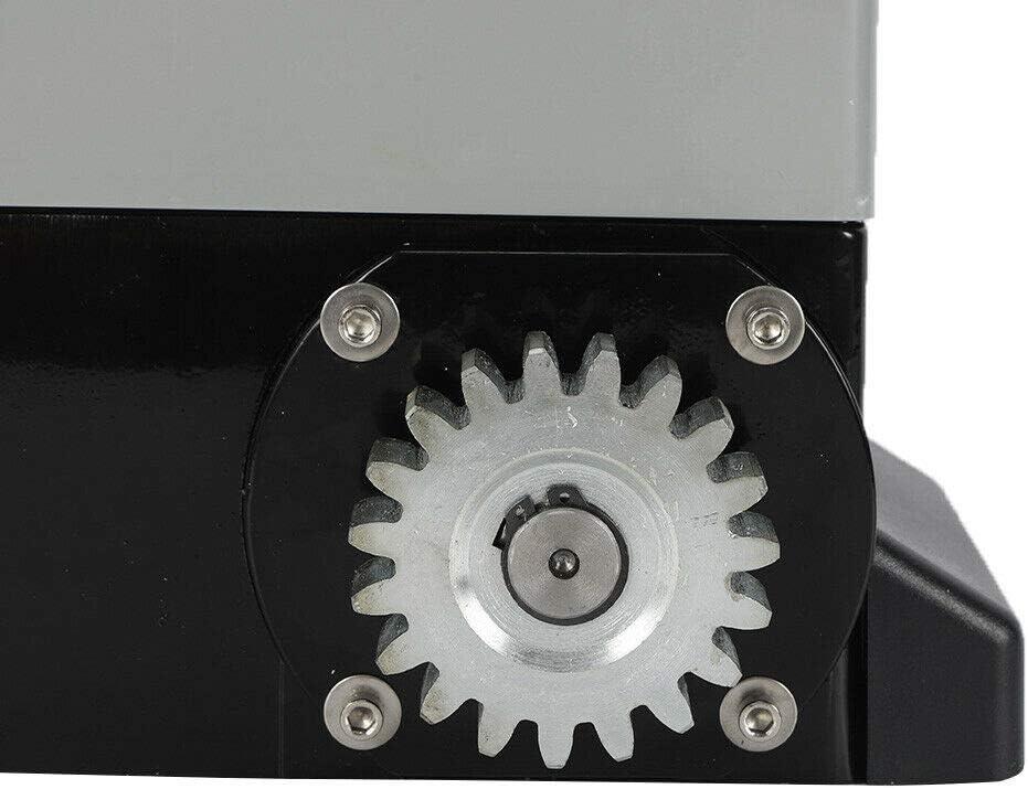 Motor kit abridor de puerta corredera control remoto abridor de puerta de coche automático automático puerta corredera abridor de puerta eléctrico: Amazon.es: Bricolaje y herramientas