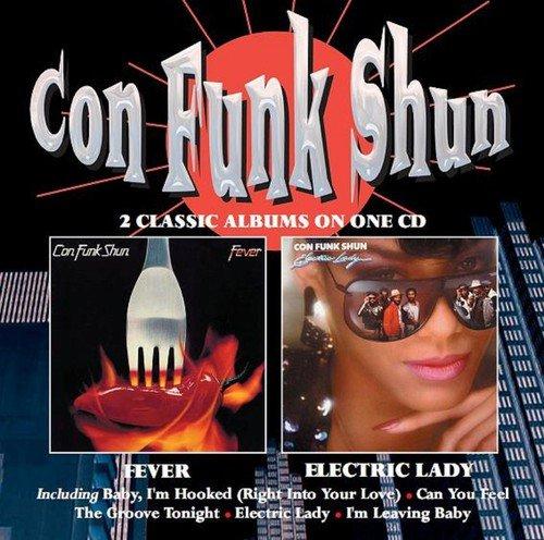 Con Funk Shun - Fever / Electric Lady - Zortam Music