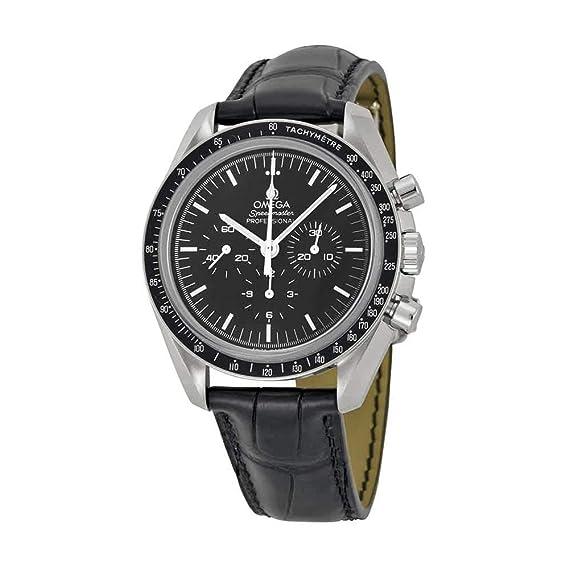Omega – Reloj de pulsera Cronógrafo Automático Caucho 31133423001002