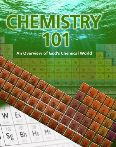 Chemistry 101: An Overview of God