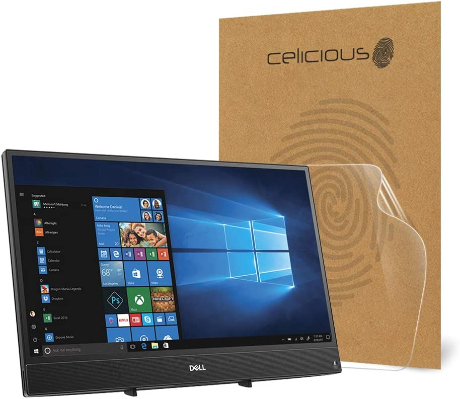 Touch Celicious Impact Anti-Shock Shatterproof Screen Protector Film Compatible with Dell Inspiron All in One 22 3275
