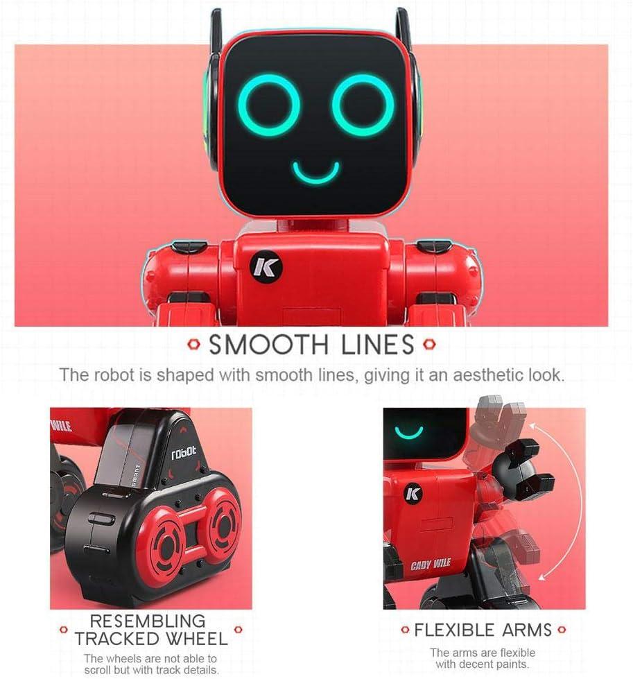 Teepao Robot de Control Remoto, Juguete de Robot de Control Remoto ...