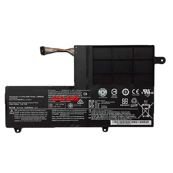 Amazon.com: szhyon 7.6V 45Wh Original L15C2PB1 5B10K84491 ...