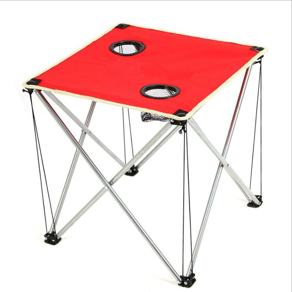 Nadalan Oxford Portable Outdoor Folding Event Table For Camping