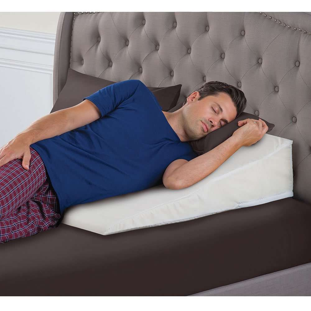 The Side Sleeper's Bed Wedge