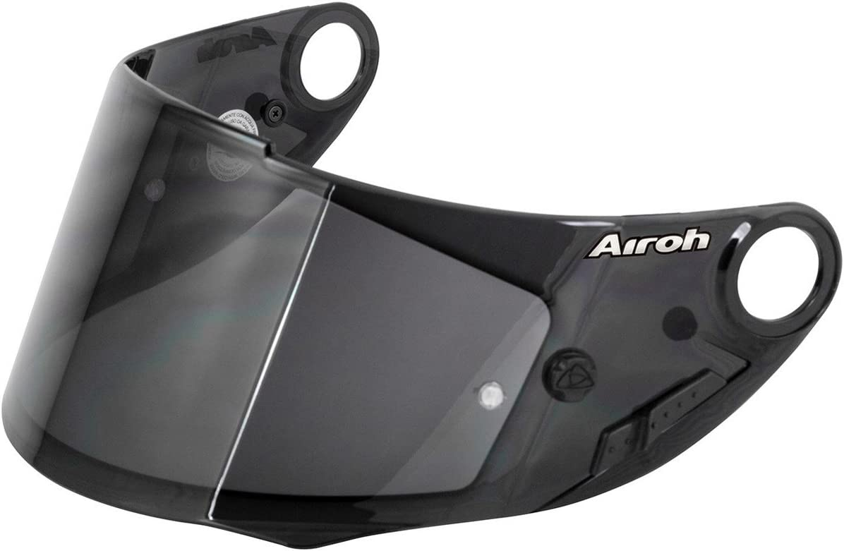 Airoh Dark Smoke 2018 After Market-GP500 Motorcycle Helmet Visor