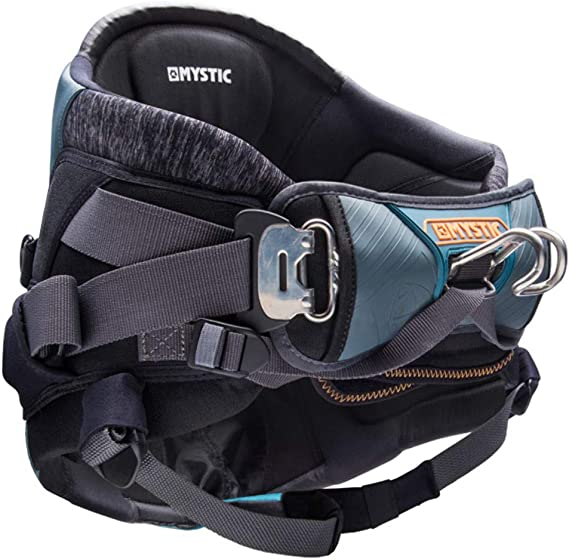 Mystic Aviator Kitesurf Seat Harness 2018 - Teal: Amazon.es ...