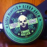 Zombie Killer Beard Balm Wax Tobacco Pine Tea 2 oz.