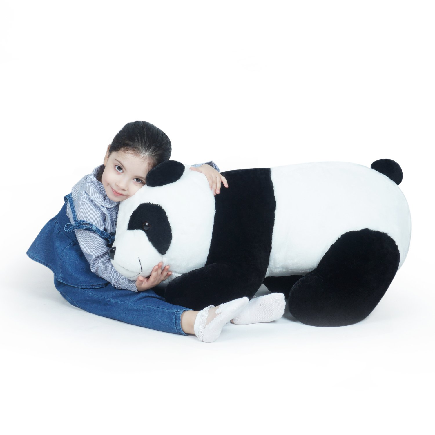 LOVOUS Super Soft Giant Stuffed Animal Panda Bear Plush Toy Gifts Kids 31