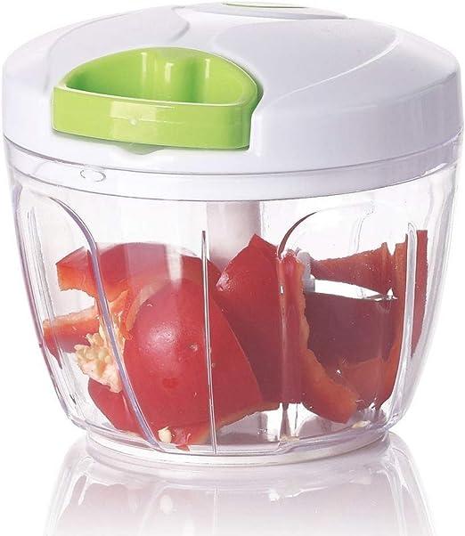 Mano licuadoras Batidora de verduras Fruta picada Verduras Nuez ...