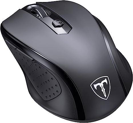 Wireless Mouse 24G Ergonomic Computer Mouse with USB Receiver Finger Rest 5 Adjustable DPI Levels Mobile 2400DPI USB Mice for Laptop Chromebook Notebo at Kapruka Online for specialGifts