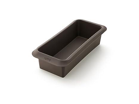 Lékué Molde para Hacer Pan, Silicona, marrón, 25 cm: Amazon.es: Hogar