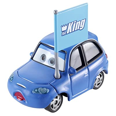"Disney/Pixar Cars Matthew ""True Blue"" McCrew Diecast Vehicle: Toys & Games"