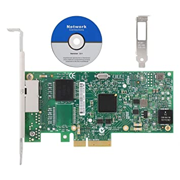Tarjeta de Red Gigabit para Controlador Ethernet Intel I350 ...
