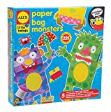 Best ALEX Toys Toddler Toys - ALEX Toys Little Hands Paper Bag Monsters Review