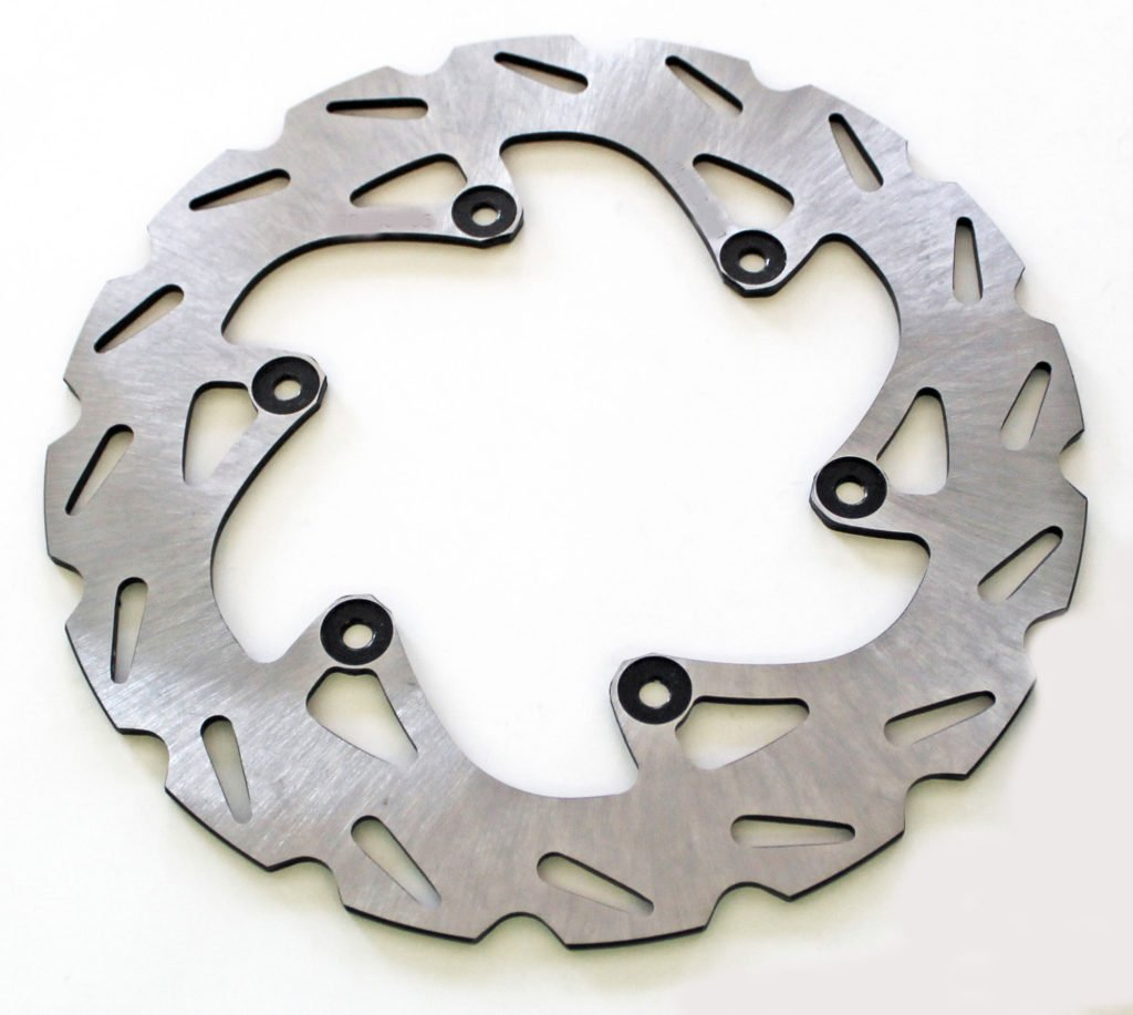 Brake Rotor fits 1999-2001 fits Yamaha WR400F WR400 Rear Stainless Steel RipTide