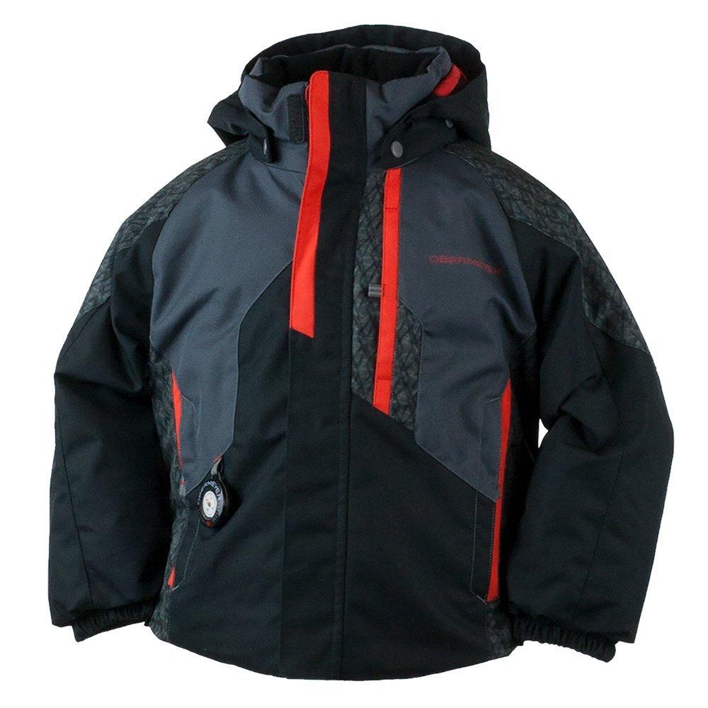 Obermeyer Kids  Baby Boy's Meteor Jacket (Toddler/Little Kids/Big Kids) Black 8