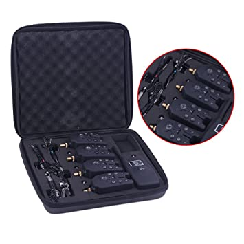 cimiva picada electrónico Set 1 receptor + 4 alarmas para ...