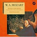 モーツァルト:ピアノ協奏曲集(第12、14、16、17、18、21、23、24、26、27番)