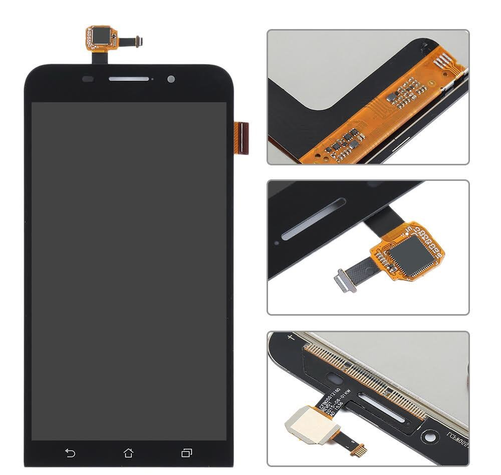 FCC LCD Display With Touch Screen Digitizer For Asus Zenfone Max ZC550KL  Z010DA
