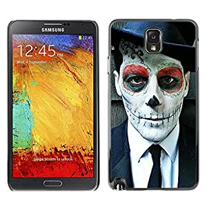 King Case - FOR Samsung Note 3 N9000 - Clown Kidding Man Joker - Caja protectora de pl??stico duro Dise?¡Àado