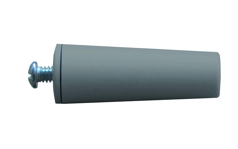 Schellenberg 52012 –  Tappo Fermaporta (60 mm) colore: grigio