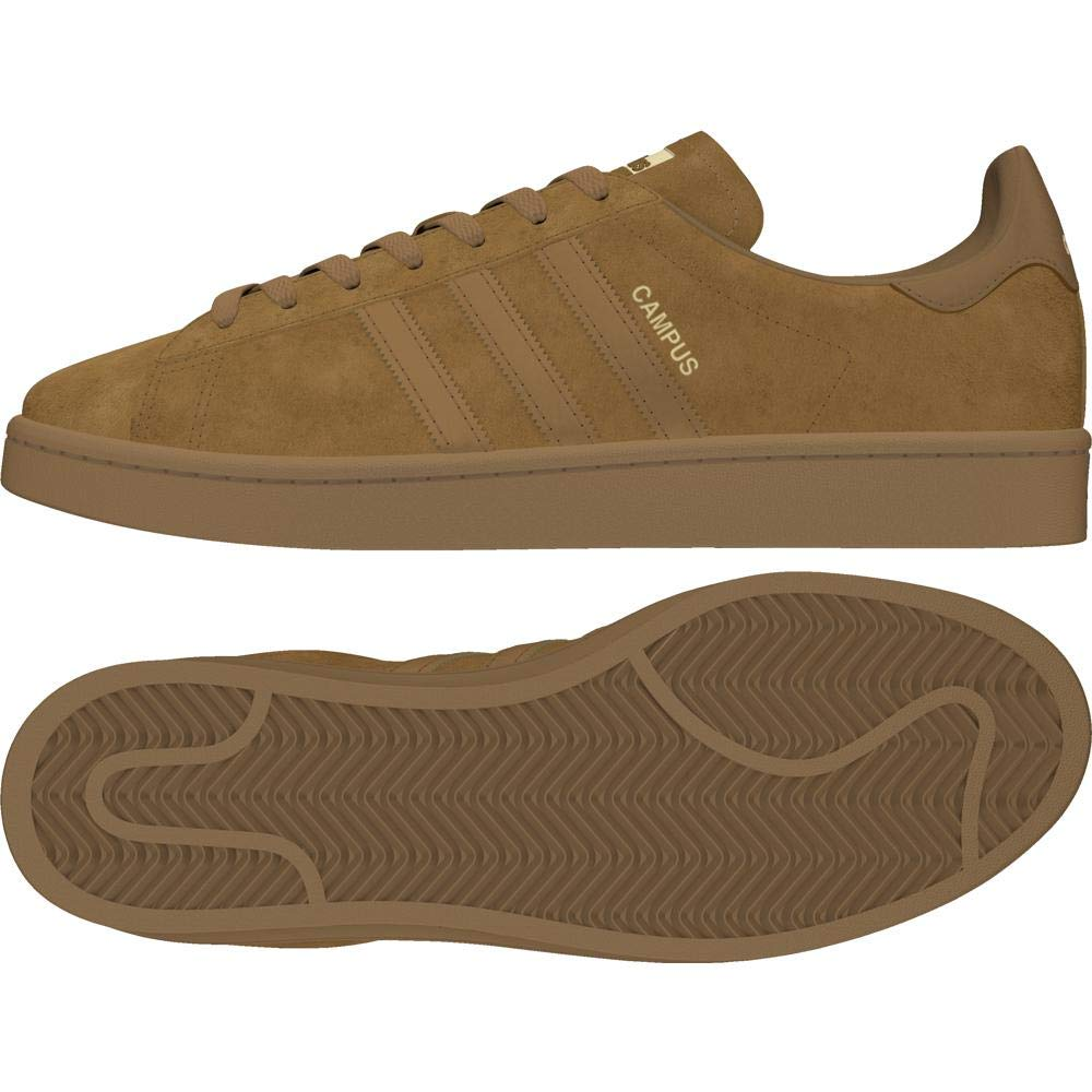 61169b788a170 adidas Originals Men's Campus Trainers US6 Brown