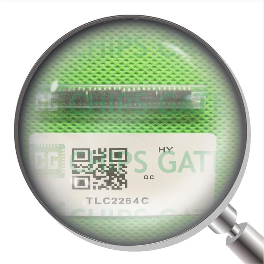 4Pcs TLC2264C Encapsulation:Sop-14,Advanced Lincmos Rail-to-Rail Operational