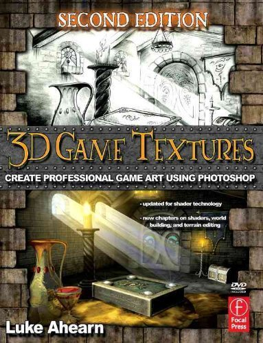 3D Game Textures: Create Professional Game Art Using Photoshop 2nd edition by Ahearn, Luke (2009) Taschenbuch