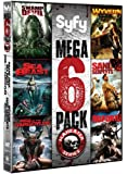 Syfy Mega 6 Pack - Maneater Series