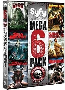 Syfy Mega 6 Pack - Maneater Series