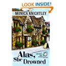 Alas, She Drowned: A Stratford Upon Avondale Mystery (The Stratford Upon Avondale Mysteries Book 1)
