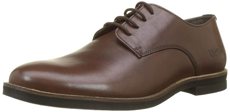TALLA 40 EU. Kickers Eldan, Zapatos de Cordones Derby para Hombre