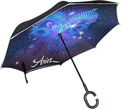 Umbrella Mouse Custom Umbrella Automatic Folding Umbrella Rainproof /& Windprrof