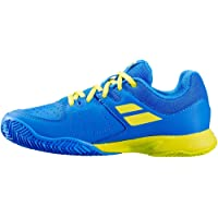Babolat Pulsa Junior, Zapatillas de Tenis Unisex Adulto