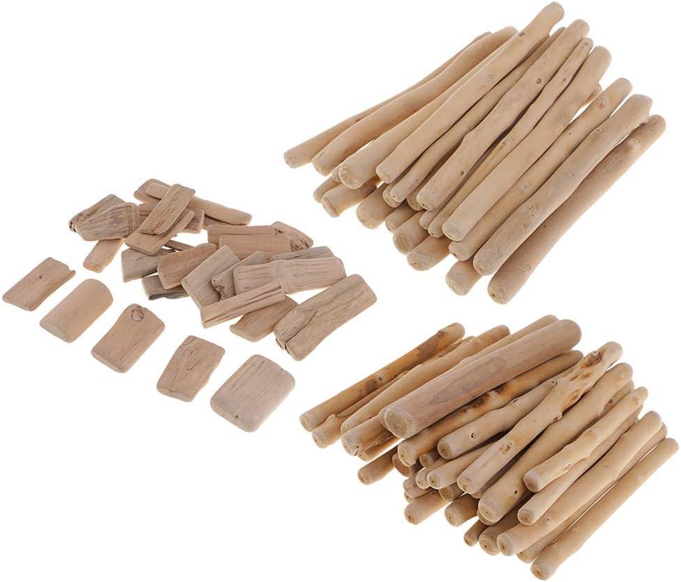 Hellery 750 G Natural Driftwood Craft Pieces Art Beach Craft Projects Acuarios Decoraci/ón
