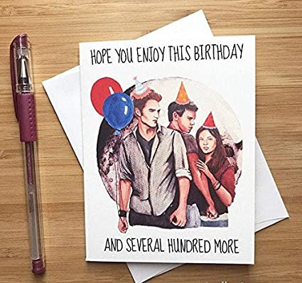 Amazon Vampire Diaries Birthday Cards Office Products