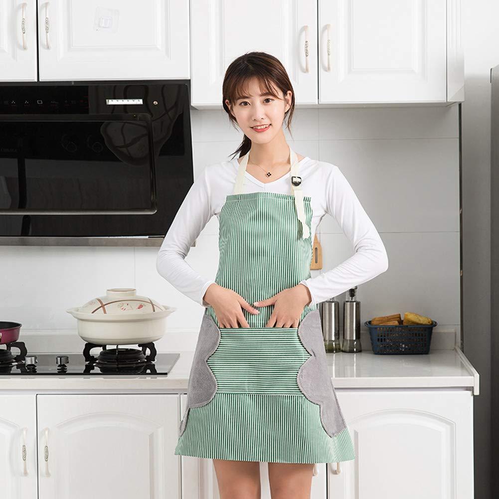 per Cucina Cucina caffetteria Blue-Denim Ristorante Donne Chef Uomini per casa Hotupark Grembiule da Cucina Regolabile con Tasche