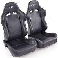 Conjunto de asientos deportivos SCE-Sportive. 1 x Asiento
