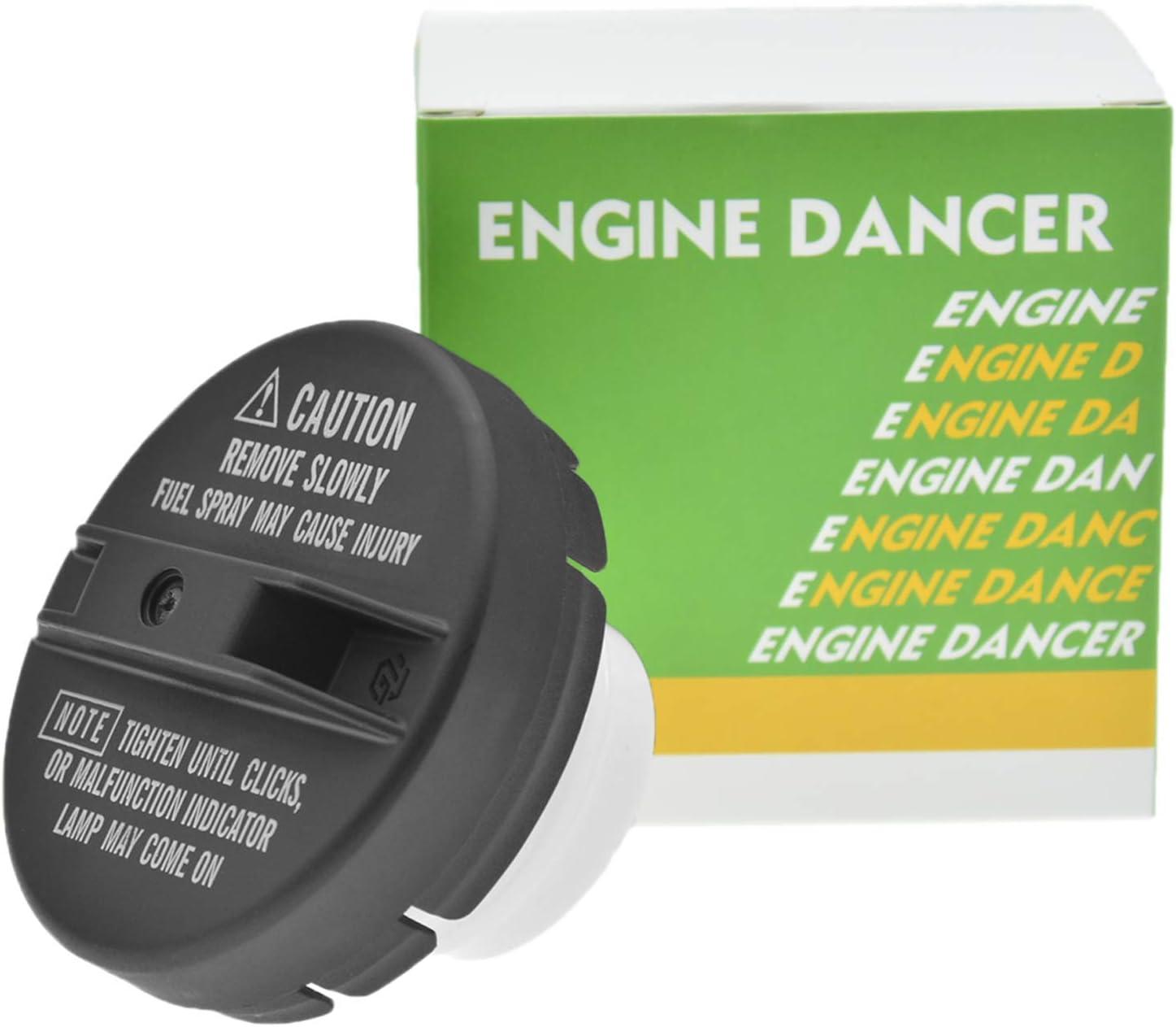 Engine Dancer Gas Cap Fuel Tank Cap Fuel Filler Cap Assembly 77310-48020 Compatible with 1989-2001 Toyota and Lexus Camry Corolla Avalon Land Cruiser RAV4 ES300 GS300 GS400 GS430 LX470 RX300 SC400