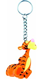 Amazon.com: Disney Stitch Soft Touch PVC Key Ring: Toys & Games