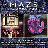 LIVE IN NEW ORLEANS / LIVE IN LOS ANGELES: 2CD DELUXE EDITION