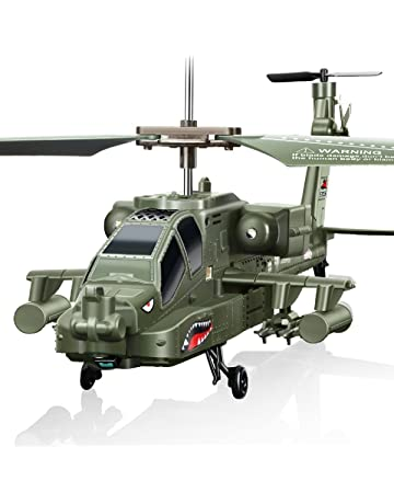 Amazon com: Helicopters - Remote & App Controlled Vehicles: Toys & Games