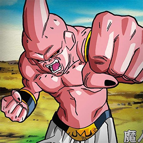 Skinit Dragon Ball Z Envy 17t (2018) Skin - Majin Buu Power Punch Design - Ultra Thin, Lightweight Vinyl Decal Protection by Skinit (Image #3)