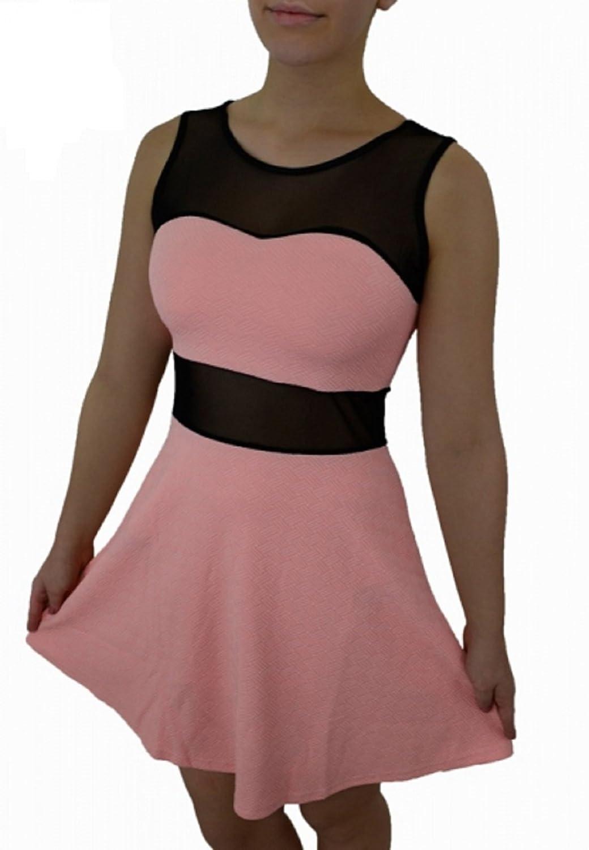 Kleid VallRoy Partykleid Italienische Mode Marke cocktailkleid ...