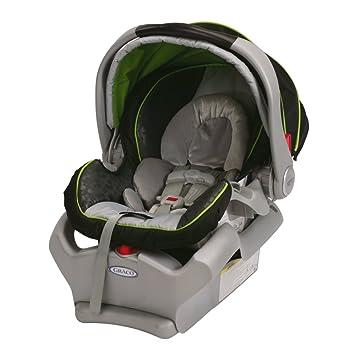 Amazon.com : Graco Snugride Classic Connect Infant Car Seat, Dotti\'s ...