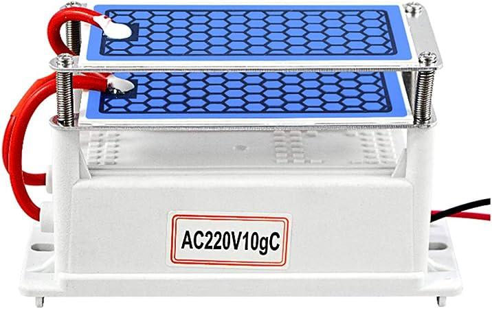 Purificador de aire para casa, generador de ozono, 220 V, 10 g ...