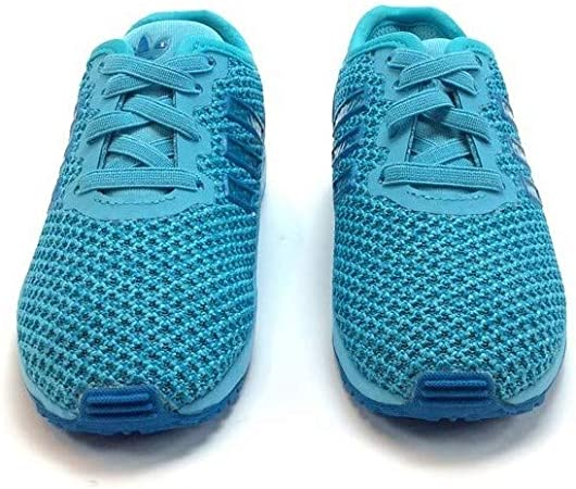 Adidas Original AQ6290 ZX FLUX ADV EL I Bleu Mixte Enfant