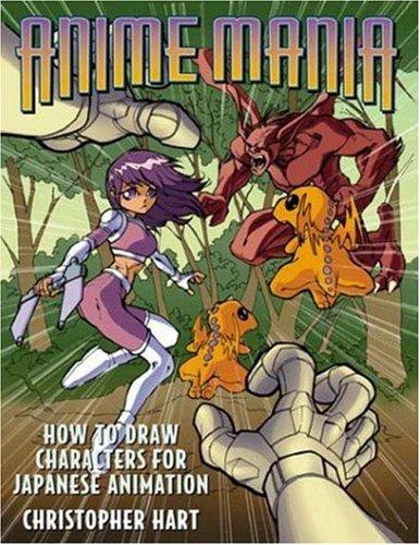 Japanese Anime Comics - 2